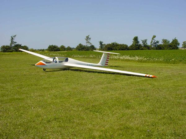 Grob 103 Acro at Air Sailing